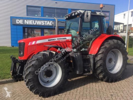 Tracteur agricole Massey Ferguson 6465 DYNA 6+ KRUIP