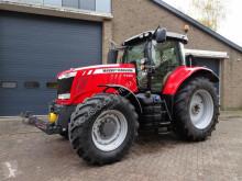 Tracteur agricole Massey Ferguson 7720 EFF DYNA 6
