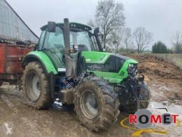 Селскостопански трактор Deutz-Fahr 6150 agrotron втора употреба