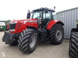 Tractor agrícola Massey Ferguson 7724 DVT EXCLUSIVE usado