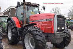 Tracteur agricole Massey Ferguson MF 8160 Dynashift 6
