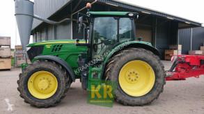 Tracteur agricole John Deere 6155R Premium AP50 GPS