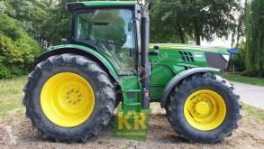Tracteur agricole John Deere 6150R Premium DD40