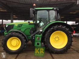 Tracteur agricole John Deere 6155R Ultimate