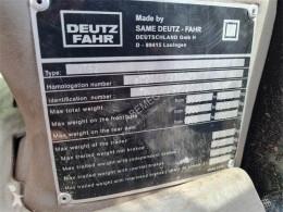 View images Nc Deutz-Fahr 7250 TTV farm tractor