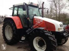 Преглед на снимките Селскостопански трактор Steyr tractor type 9105
