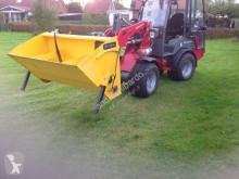 Ver las fotos Tractor agrícola Weidemann 1770 CX50