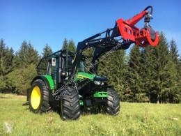 Bilder ansehen John Deere 6120M UVV Schlepper Landwirtschaftstraktor