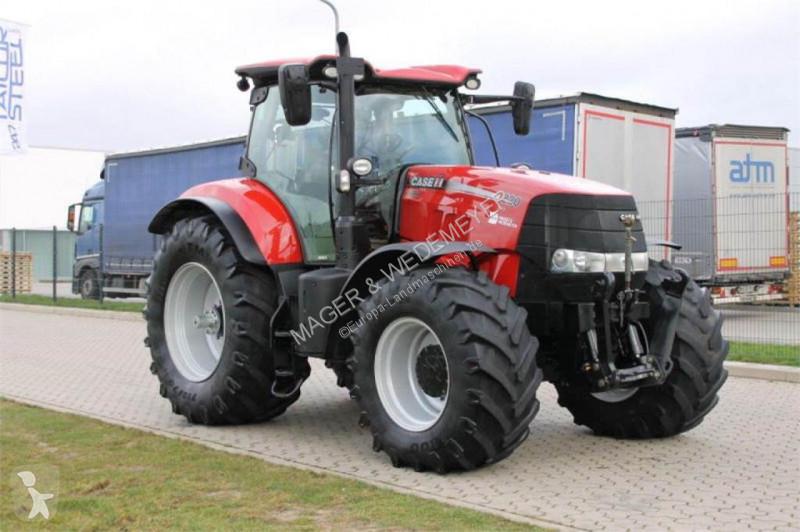 Peatonal prueba Arqueológico  Farm tractor used Case IH PUMA CVX 220 - Ad n°4796729