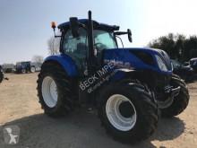 Voir les photos Tracteur agricole New Holland T7.190 Range Command