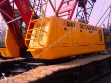 三一 Used SANY 50Tons Crawler Crane
