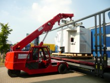 Galizia GF 200 wysięg pomocniczy nowy