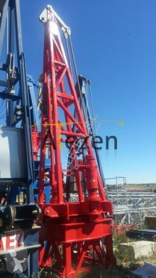 Saez s 52 opcion base used tower crane