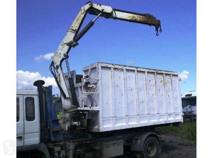 Zobaczyć zdjęcia Wyposażenie ciężarówek PM 8