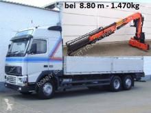Камион платформа nc FH New 12-420 6x2 FH New 12-420 6x2 KRan Palfinge PK 15001 a.Heck, 8,80 m -1.470 kg