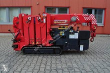 Unic mini spydercrane URW-295