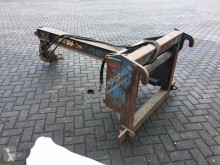 JCB crane equipment jib
