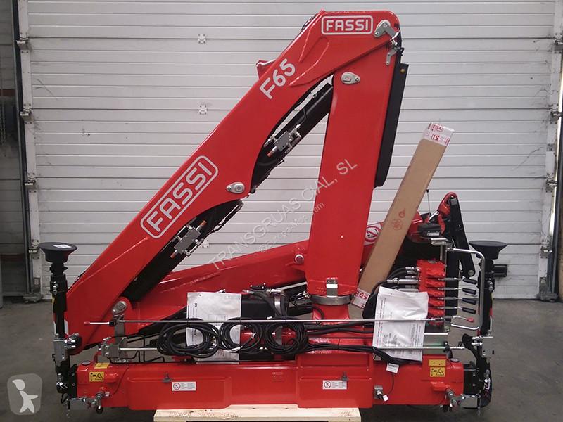Vedeţi fotografiile Automacara Fassi F65B.0.23
