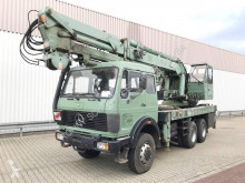 Mercedes SK 2628 AS 6x6 SK 2628 AS 6x6 mit Kran Effer-Deco 55 used mobile crane