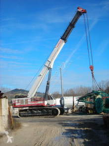 Hyco MC136 used crawler crane