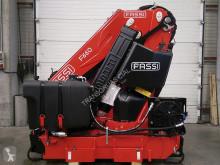 Grua Fassi F660RA.2.26 he-dynamic grua auxiliar nova