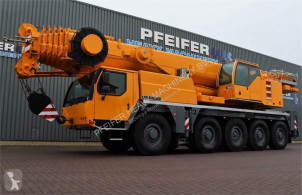 Liebherr LTM 1100-5.2 10x8 drive and 10-wheel steering, 100t мобилен кран втора употреба