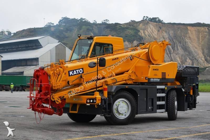 Bilder ansehen Kato CR-200Rf CITYRANGE® Kran