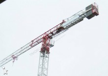 Terex CTT 51 A-2 TS10 used tower crane