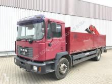Camión volquete MAN 18.284 4x2 MLC 18.284 4x2 MLC, Baustoff, Kran Tirre Euro 111