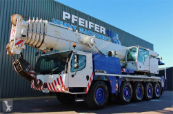 Liebherr LTM 1100-5.2 10x6 drive and 10-wheel steering, 100t macara mobilă second-hand