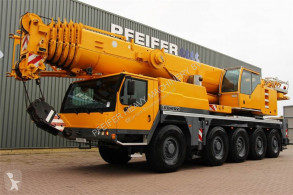 Liebherr LTM 1100-5.2 10x8 drive and 10-wheel steering, 100t autogrù usata