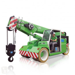 JMG MC 160 used mini-crane