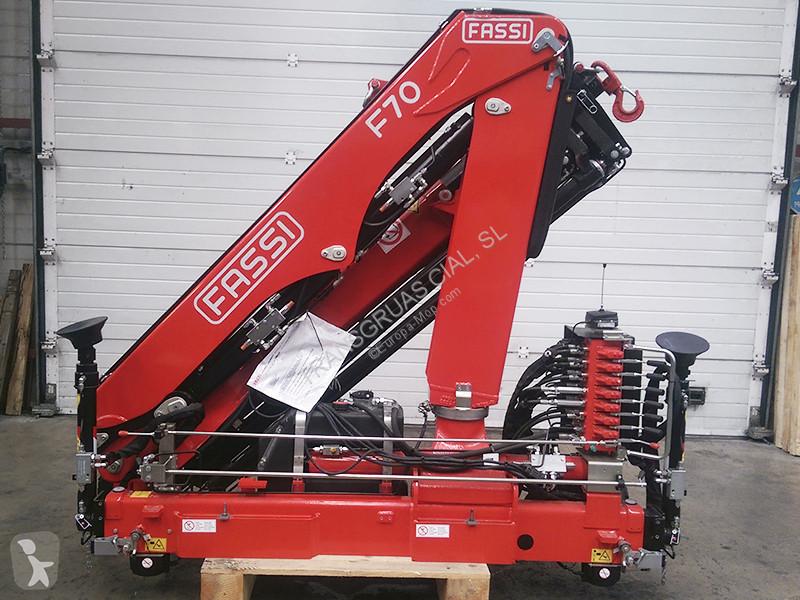 Ver las fotos Equipamientos  Fassi F70B.1.24 e-dynamic