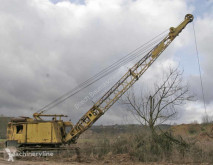 Grue sur chenilles MENCKM154 Cable excavator / Seilbagger