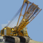 Grúa grúa sobre cadenas Soilmec SOILMECHC70 Crawler crane / Raupenkran