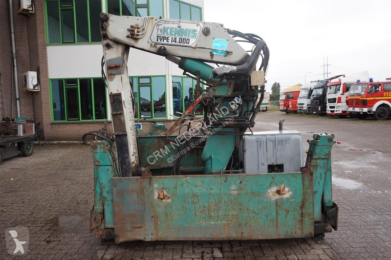 Voir les photos Équipements PL Kennis Crane Type 14.000