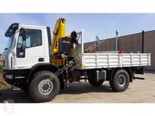 ciężarówka Iveco EuroCargo ML150E25 W 4x4 EuroCargo ML150E25 W 4x4, Kran HYVA HC131K E3