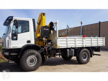 Camion plateau neuf Iveco EuroCargo ML150E25 W 4x4 EuroCargo ML150E25 W 4x4, Kran HYVA HC131K E3
