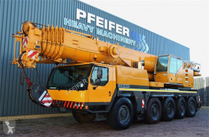 Liebherr LTM 1100-5.2 10x8 drive and 10-wheel steering, 100t macara mobilă second-hand