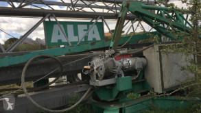 Alfa self-erecting crane A32S