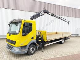 Camion AE 45 LF 4x2 AE45LF 220 4x2, Kran MKG HLK 71 HP A 3, Funk platformă second-hand