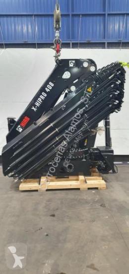 Grua Hiab X-HIPRO 408 E8 grua móvel nova