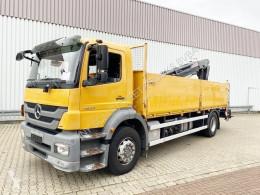 camion Mercedes Axor 1833 L 4x2 Axor 1833 L 4x2 mit Heckkran Hiab XS 133 K-2