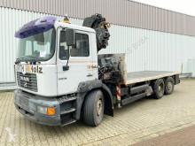 MAN 28.364 6x2-4 BL 28.364 6x2-4 BL mit Kran Hiab 195-3 truck