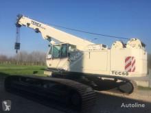 Terex TCC 60 pásový jeřáb použitý