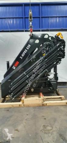 移动式起重机 Hiab X-HIPRO 638 E8 Y 638 E9