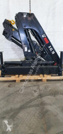 Grue mobile Hiab X-CL 19