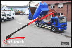 Volvo FE FE 340, NTM Uno, Palfinger Q150DL Funk, truck used tipper