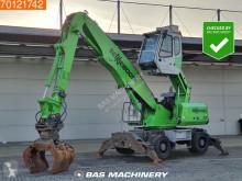 Sennebogen industrial excavator