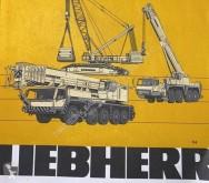 Grúa móvil Liebherr LTM 1035